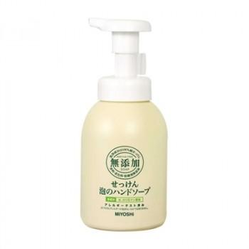 Пенящееся жидкое мыло для рук на основе натуральных компонентов