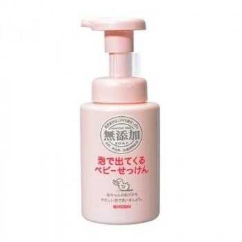 Мыло жидкое пенящееся на основе натуральных компонентов (для всей семьи)