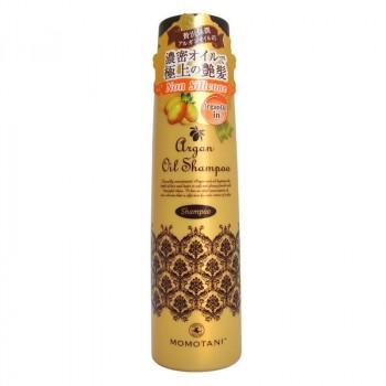Шампунь для волос с маслом арганы (без силикона)
