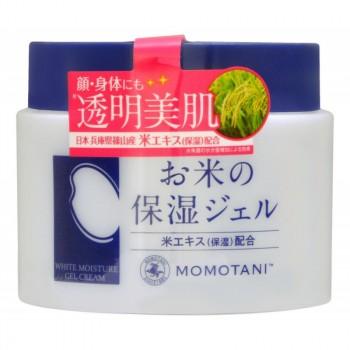 Увлажняющий крем с экстрактом риса (для лица и тела)