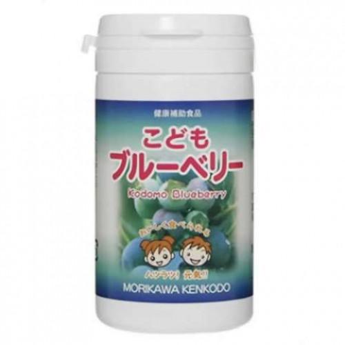 Morikawa Антоцианы черники детские (90 конфет на 30 дней)