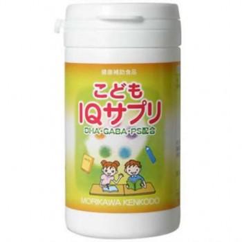 Morikawa IQ Омега-3 и ГАБА для детей