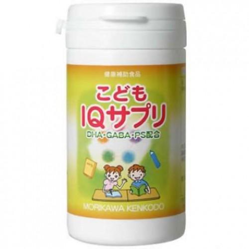 Morikawa IQ Омега-3 и ГАБА для детей (90 конфет на 30 дней)
