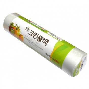 Пакеты полиэтиленовые пищевые в рулоне 17см*25см