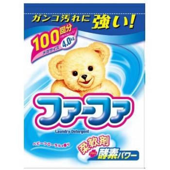 Стиральный порошок NISSAN Soap FaFa 4 кг