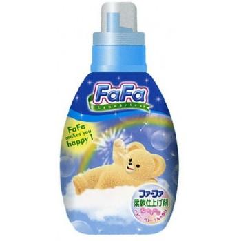 Кондиционер для детского белья NISSAN Soap FaFa с цветочным ароматом флакон 600 мл