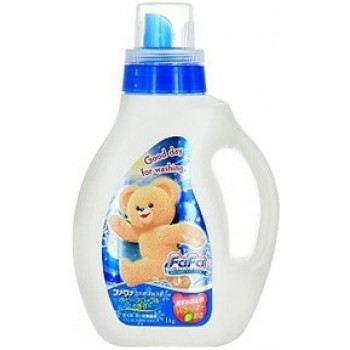 Жидкое средство для стирки детского белья NISSAN Soap FaFa флакон 1000 мл