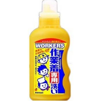 Жидкое средство для стирки сильнозагрязнённого белья NISSAN Soap флакон 800 мл