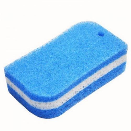 Губка для ванной (трехслойная)