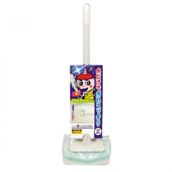 Губка для ванной меламиновая (ручка 40см)