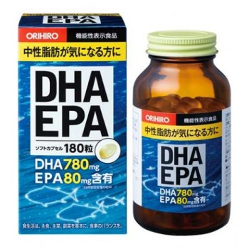 ORIHIRO DHA + EPA + DPA