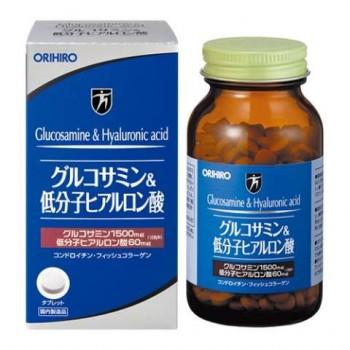ORIHIRO Глюкозамин и Гиалуроновая кислота