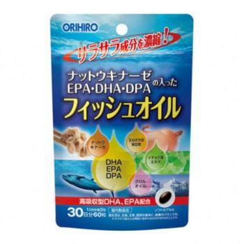 ORIHIRO Омега-3 комплекс
