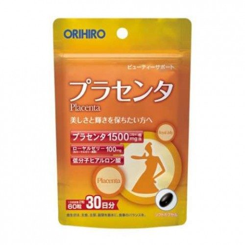 ORIHIRO Плацента (60 капсул на 30 дней)