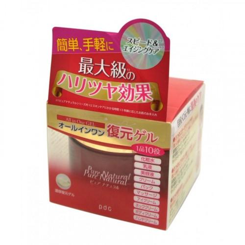 Суперувлажняющий крем-гель с лифтинг - эффектом 10 в 1