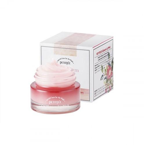 Маска для губ с маслом камелии Oil Blossom Lip mask (Camellia seed oil)