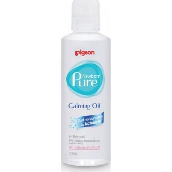 Успокаивающее масло PIGEON Newborn Pure Calming Oil 0+ мес 100 мл
