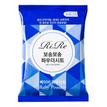 Салфетки для тела Bosong bosong powder sheet (Baby powder)