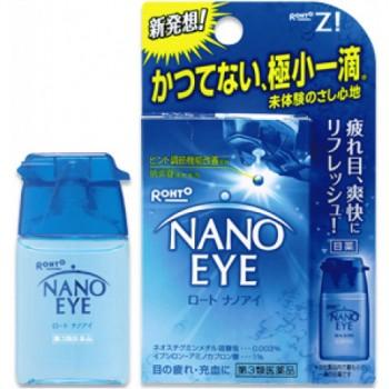 Капли для глаз Rohto Nano Eye