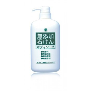 Жидкое мыло для тела со 100% растительными экстрактами