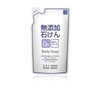 Жидкое мыло для тела с 100% растительными экстрактами (мэу)