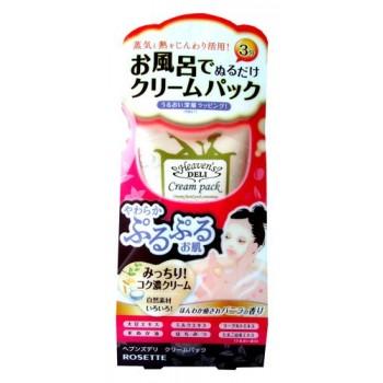 Питательная крем-маска для лица с экстрактом соевых бобов