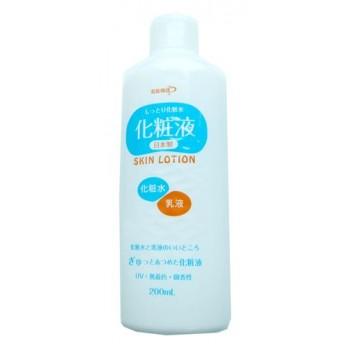 Тонизирующий лосьон и увлажняющее молочко для кожи 2 в 1