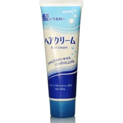 Восстанавливающий крем для волос с оливковым маслом