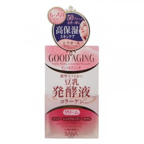 Крем увлажняющий и подтягивающий для зрелой кожи