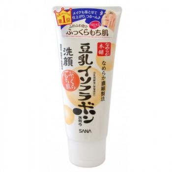 Пенка для умывания и снятия макияжа увлажняющая с изофлавонами сои