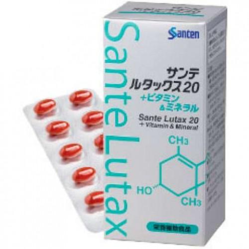 Sante Lutax 20 + Vitamin & Mineral (90 капсул на 30 дней)