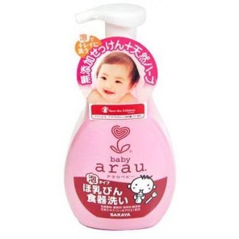 Средство для мытья детских бутылочек SARAYA ARAU BABY диспенсер 300 мл