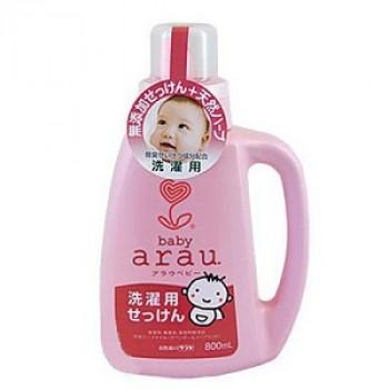 Жидкое мыло для стирки детского белья SARAYA ARAU BABY флакон 800 мл