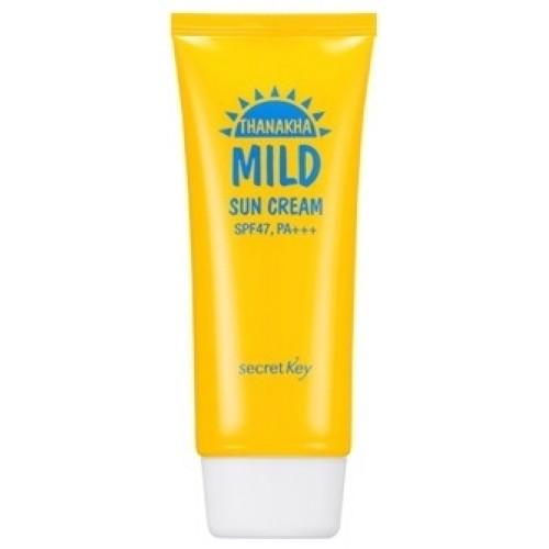 Крем мягкий солнцезащитный Thanakha Mild Sun Cream SPF47, PA+++