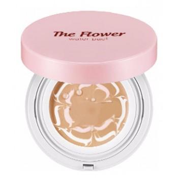Основа под макияж увлажняющая 01 The Flower water pact_#1 Light Beige