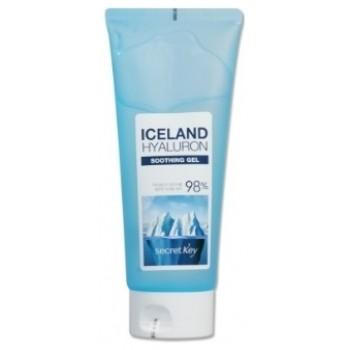 Гель для тела увлажняющий с гиалуроновой кислотой Iceland Hyaluron Soothing Gel