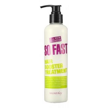 Бальзам для укрепления волос Премиум Premium So Fast Treatment