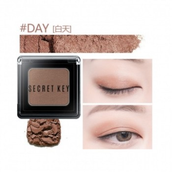 Тени для век моно Fitting Forever Single Shadow_#Day(Pearl Beige)