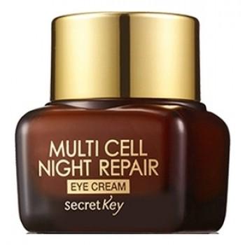 Крем для кожи вокруг глаз ночной Multi Cell Night Repair Eye Cream
