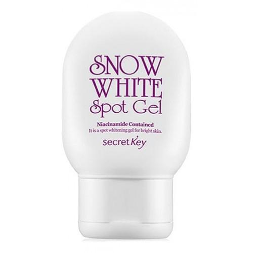 Гель для лица и тела осветляющий Snow White Spot Gel