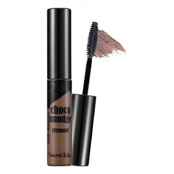 Гель-фиксатор для бровей темный шоколад Choco Smudge Eyebrow_Dark Choco