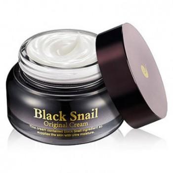 Крем для лица улиточный Black Snail Original Cream