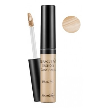 Консилер жидкий 23 тон Miracle Fit Essence Concealer_Natural Beige