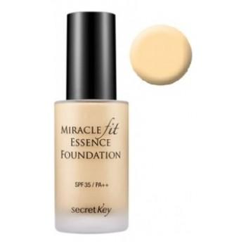 Тональная основа жидкая Miracle Fit Essence Foundation_Light Beige