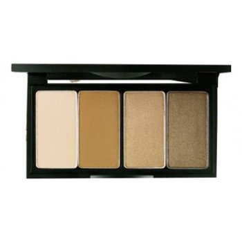 Палета теней для век Day By Day Shadow Palette_Soul Brown