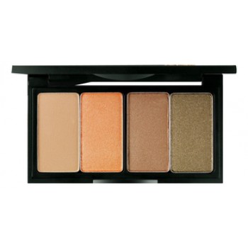 Палета теней для век Day By Day Shadow Palette_Mystic Orange