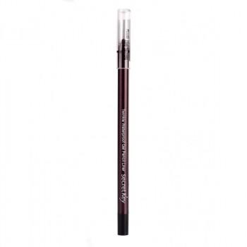 Карандаш для глаз водостойкий 07 Twinkle water proof gel pencil liner_Dark Purple
