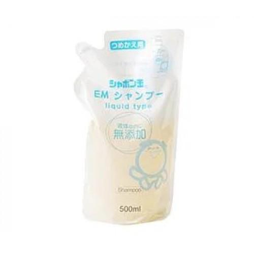 Натуральный шампунь для волос (мягкая экономичная упаковка)