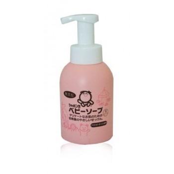 Пенное детское мыло для тела с маслом авокадо