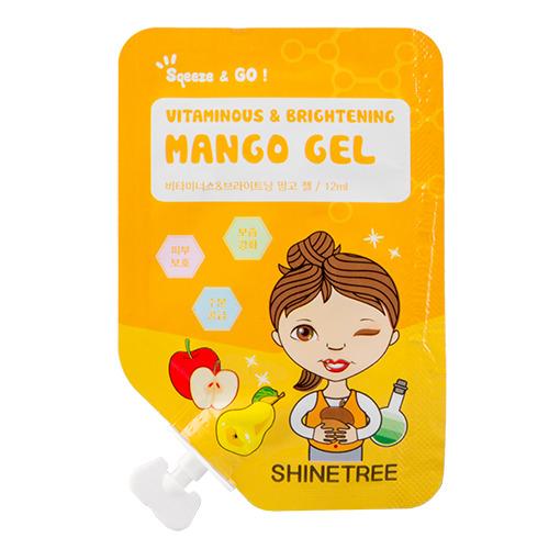 Гель для лица витаминный с экстрактом манго